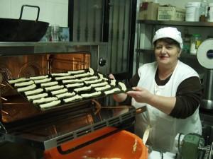 Rosario Ginés - Dulces típicos malagueños artesanales