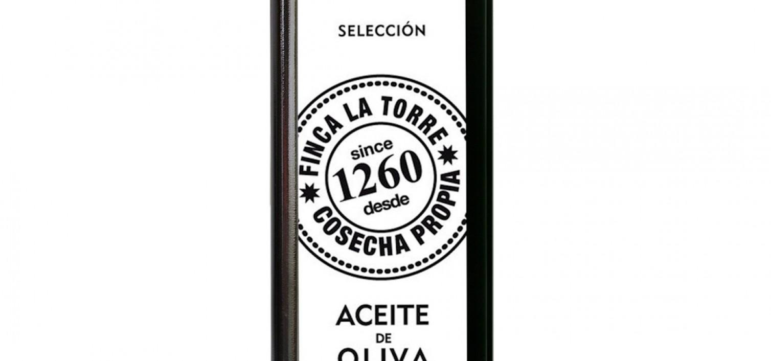 Aceite de Oliva Virgen Extra Finca La Torre Hojiblanca