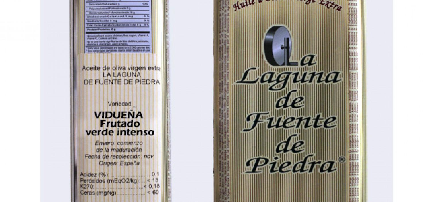 Aceite de Oliva Virgen Extra Laguna de Fuente de Piedra Frutado Intenso