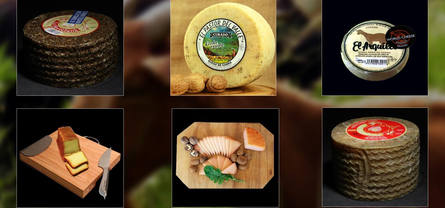 Un mercado para los enamorados del queso artesanal