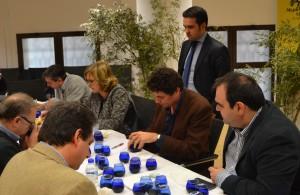 Brígida Jiménez ha presidido el prestigioso jurado de este XIII Premio de la Diputación de Málaga.