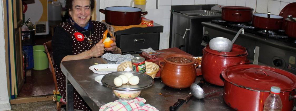 Fonda la Pepa. Gastronomía malagueña con el sabor de siempre