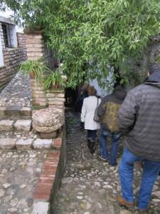 En el Museo Etnográfico de Riogordo se desarrollan la mayoría de las actividades.