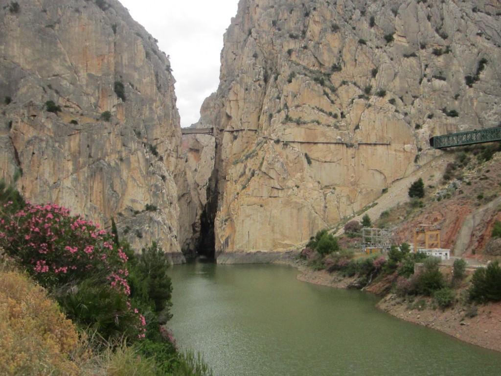 Pantano del Chorro (Desfiladero de los Gaitanes) - Álora (Málaga)