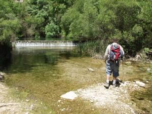 Existen varios itinerarios que invitan a recorrer el río Turón.