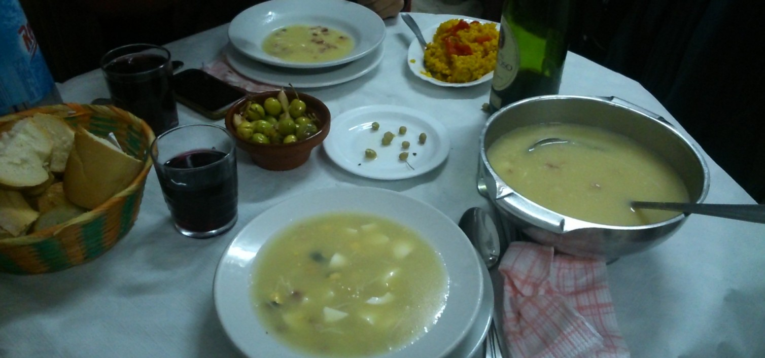 Citas con el cuchareo en Málaga