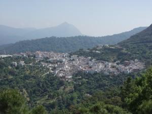 Vista de Benarrabá.