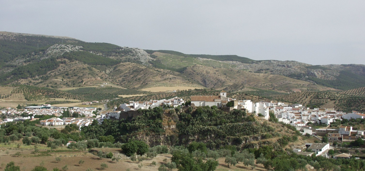 Vista de El Burgo
