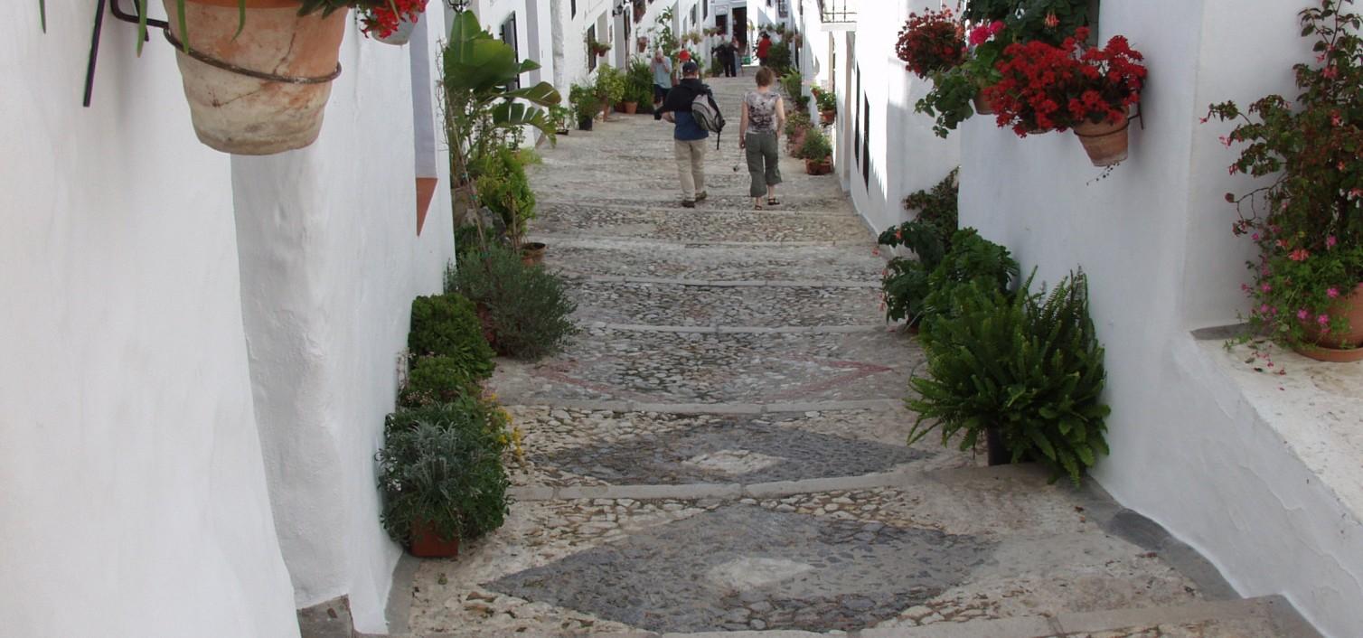 Calles Frigiliana