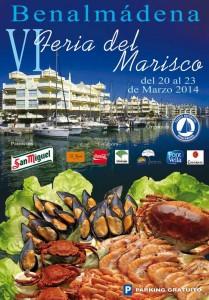 La Feria del Marisco alcanza esta semana su sexta edición.