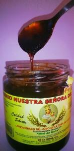 Miel de caña Ingenio Nuestra Señora del Carmen