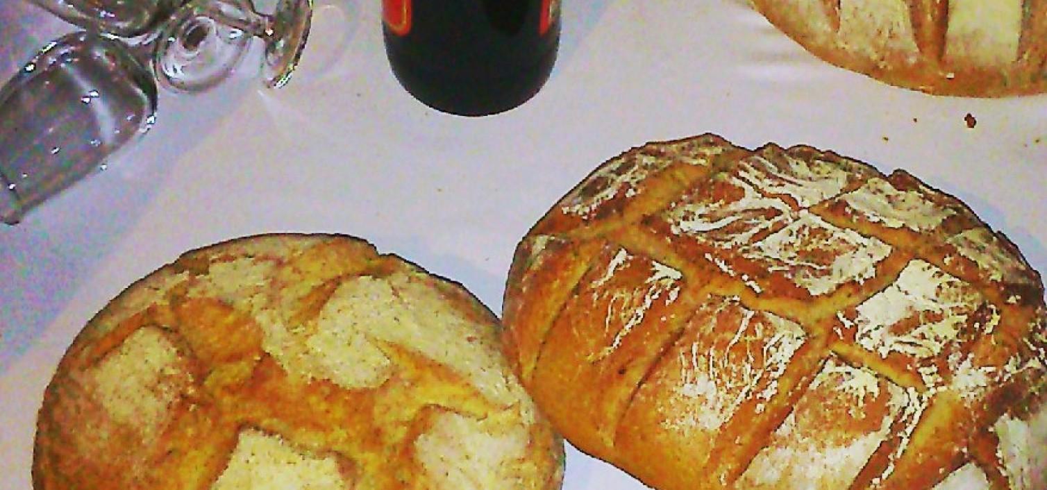 Pan artesano de Málaga