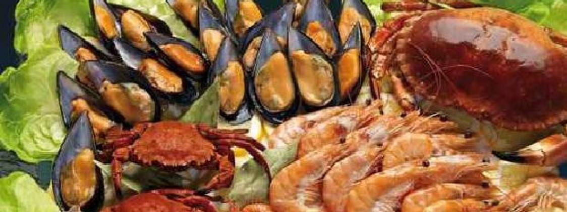 VI Feria del marisco en Benalmádena