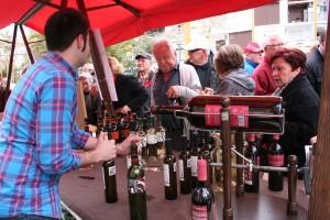 En la Axarquía se elabora una amplia gama de vinos de gran calidad.