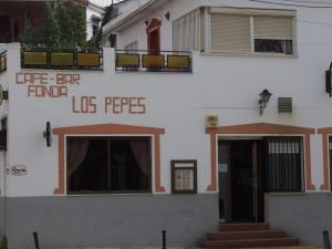 En el Bar Los Pepes se elabora el 'baticate'.
