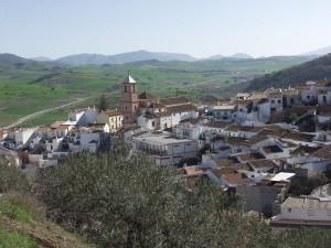 Vista de Casabermeja.