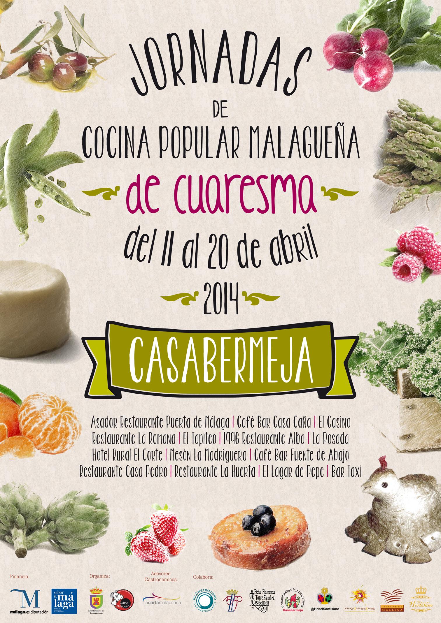 Cocina popular malague a cuaresma el blog de la alacena for La cocina popular