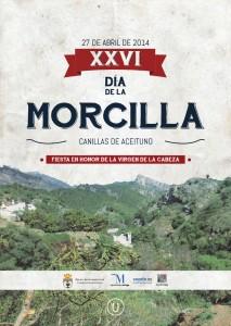 El Día de la Morcilla lleva casi tres décadas celebrándose en Canillas de Aceituno.