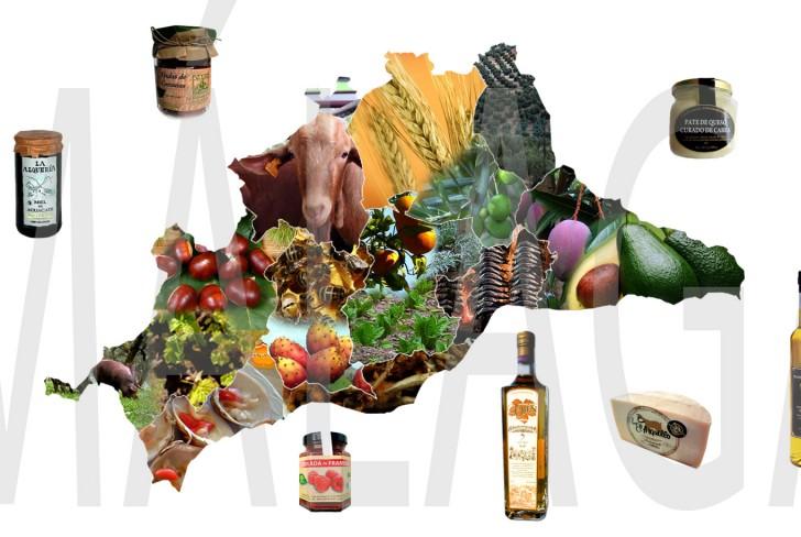 10 razones para presumir de la gastronomía malagueña