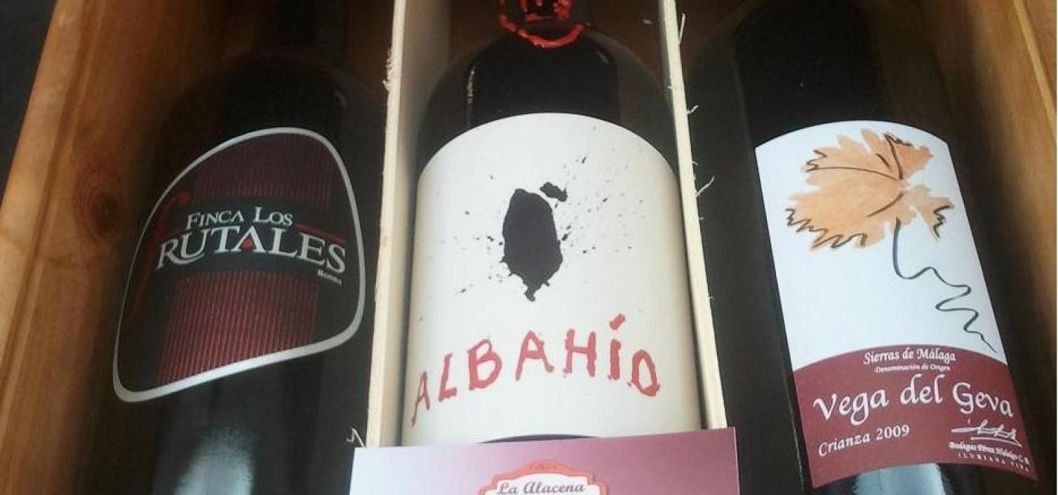 Los vinos malagueños cada vez más valorados