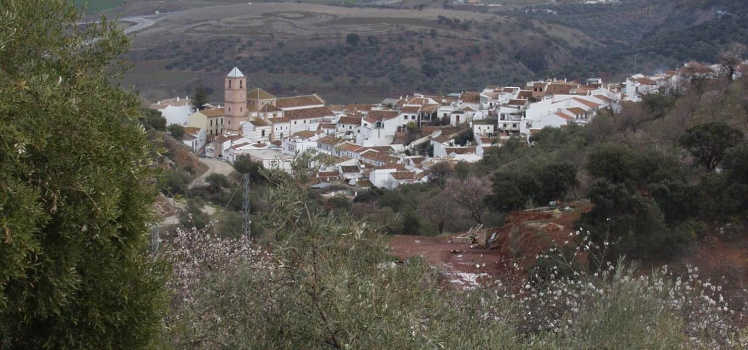 Vista de Casabermeja