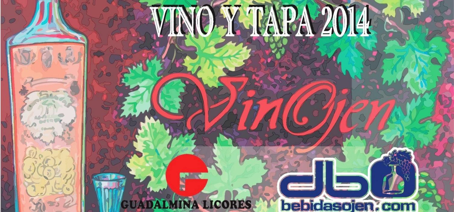 Cartel Vinojén 2014