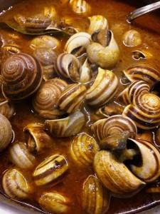 Día del caracol en Riogordo