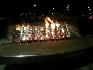 Espetos de sardinas Málaga