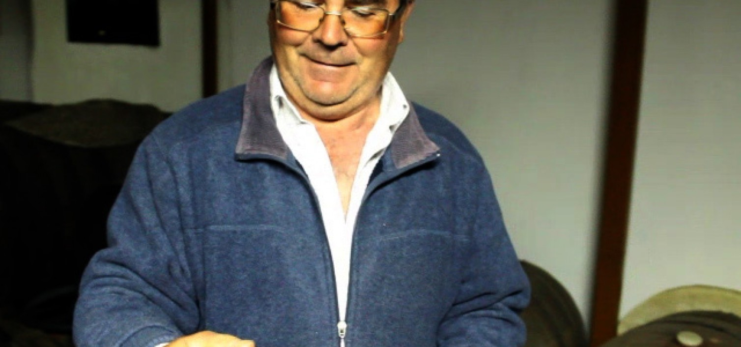 Francisco López, de Bodegas López