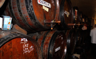 Sorteo de 'Mi vino Málaga en Casa'