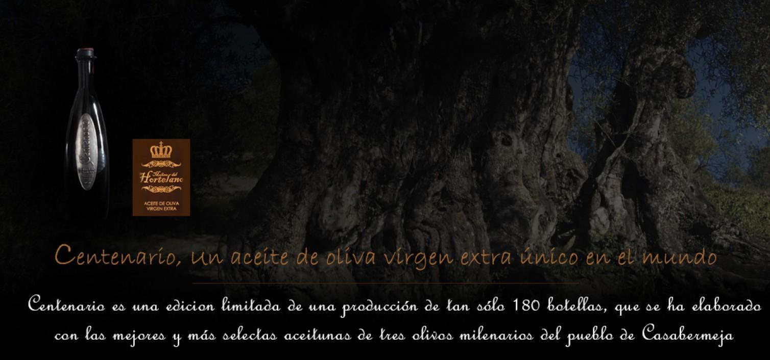 Molino del Hortelano presenta su aceite de oliva virgen extra Centenario y Koroneiki