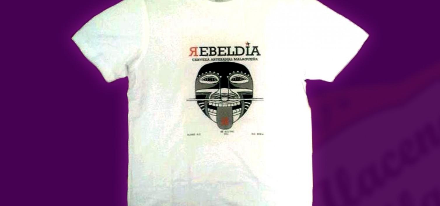 Camiseta de Cervezas Rebeldía