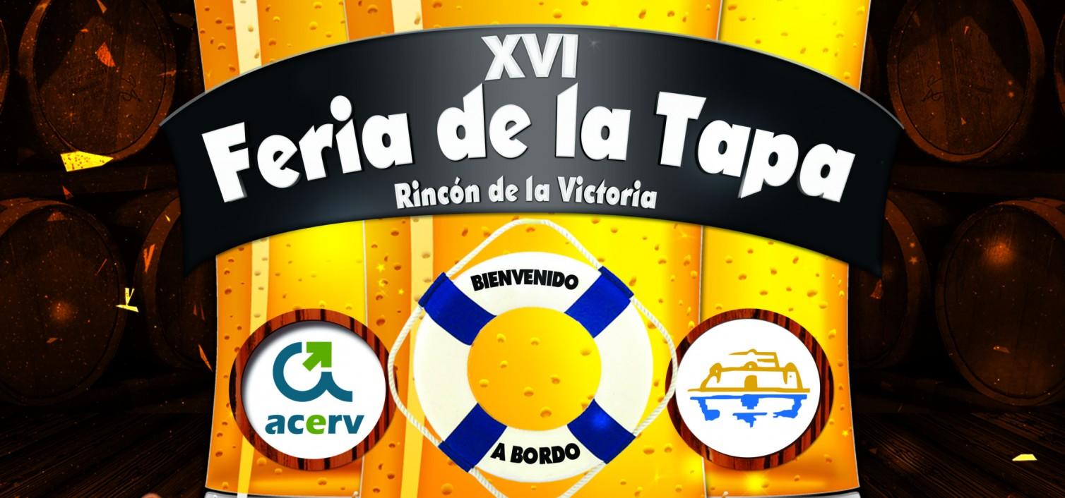 Cartel Feria de la Tapa de Rincón 2014