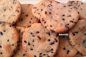 Cookies hechos sin huevos