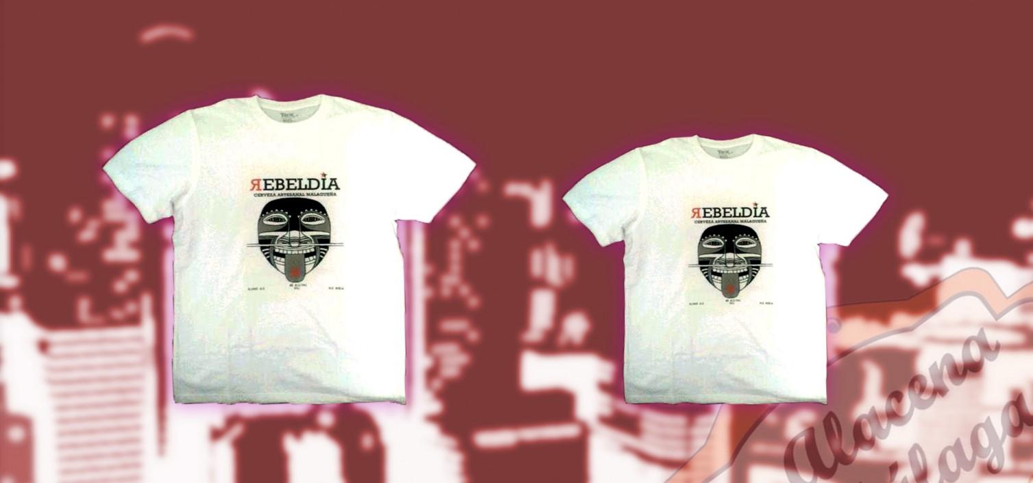 Slider Camisetas cervezas Rebeldía