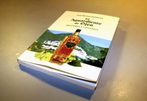 Libro historia aguardiente Ojén 1