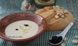 receta de ajoblanco