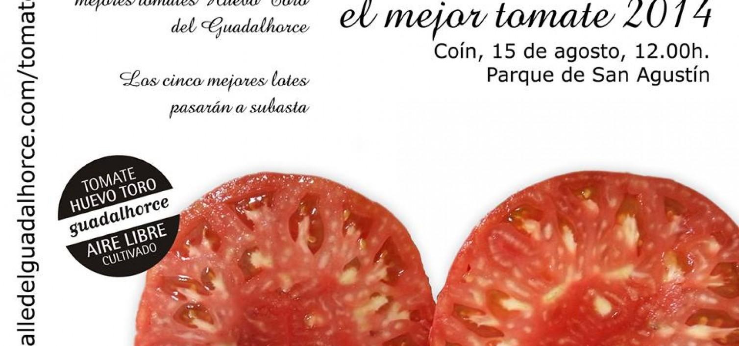 Concurso de tomates huevo de toro