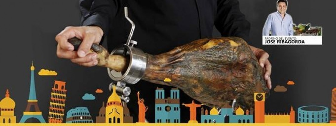 Estepona se convierte esta semana en la capital del jamón ibérico