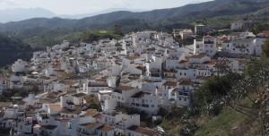 Vista de Almogía