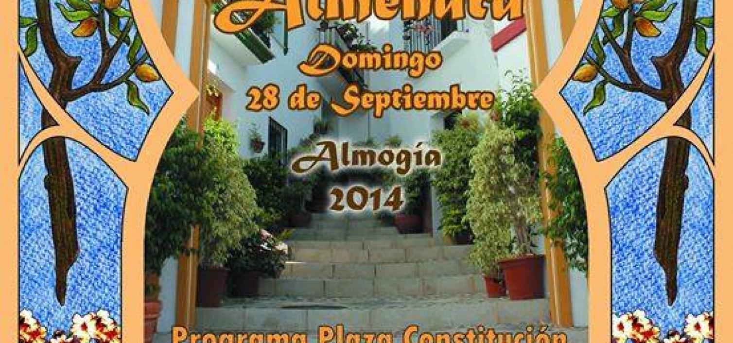 Día de la Almendra en Almogía 2014