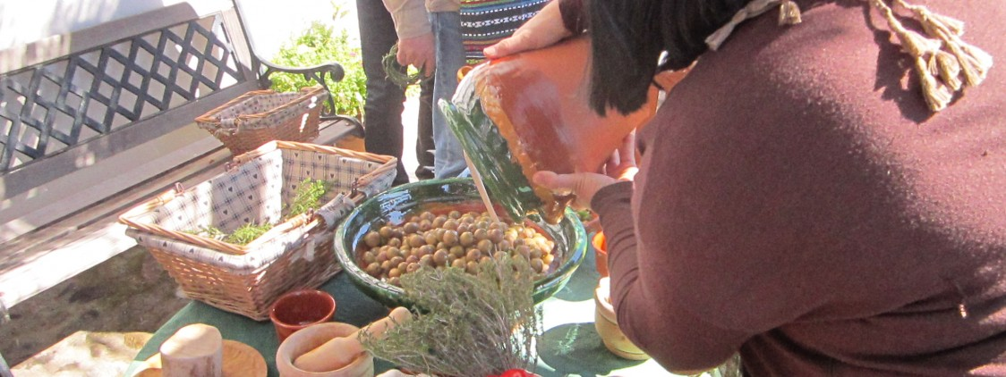 Feria de la Aceituna en Alozaina 2014
