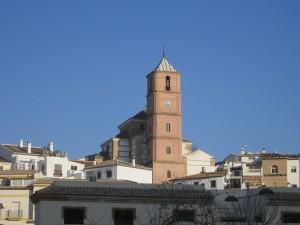 Iglesia del Socorro de Casabermeja.