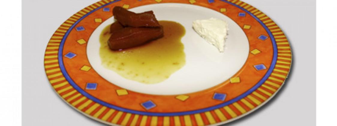 "Batata en Miel de Caña ""Esencia de Frigiliana"""