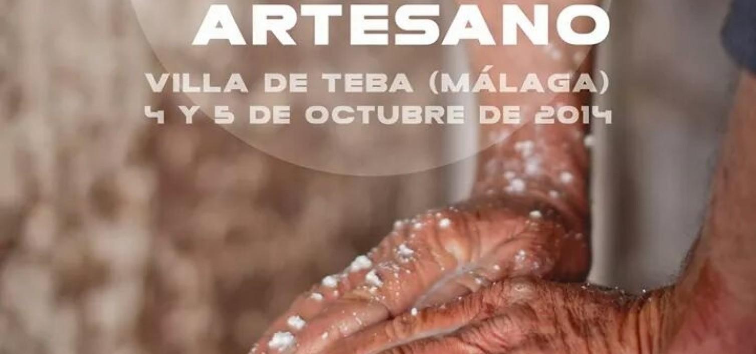 Feria Queso Artesano Teba 2014