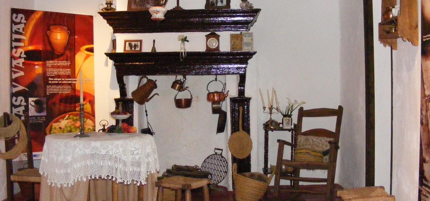 Museo de la Castaña de Pujerra