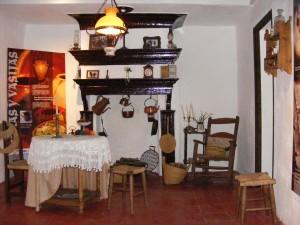 El Museo de la Castaña de Pujerra estará abierto al público.