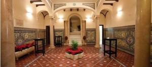 Sede del palacio de Crópani