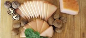 Tabla de quesos de Sierra Crestellina.