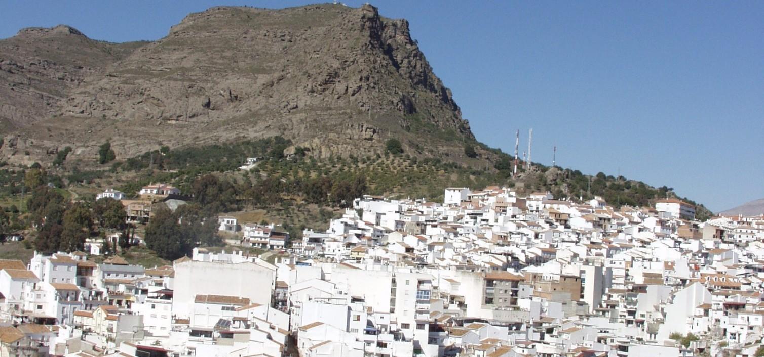 Vista de Álora